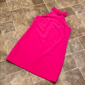 Maggy London women's size 10P high neck dress